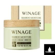 COREANA Winage Bamboo Moisture Magic Cream 100ml Caviar & Truffle Sleepi... - $13.99+