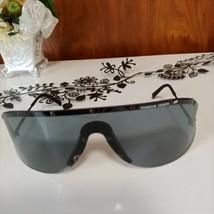 Porsche Design Sunglasses CARRERA Vintage Black Used - $400.99