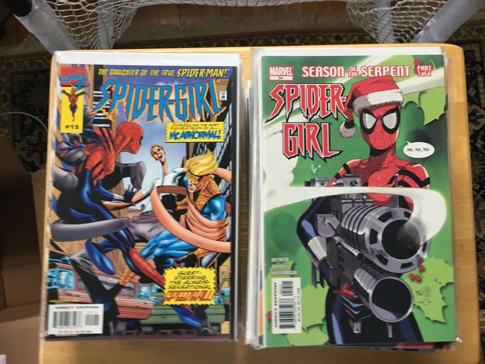 Spider-Girl #10 - 100 1999-2006 Marvel Comic Book Lot Of 87 Comics NM Condition