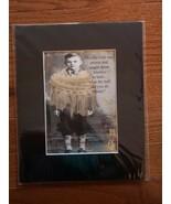 Holy Crap Art Erin Smith Print - Martha Went Into Prison - NEW - $23.99