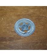 1957 VINTAGE CHET MAYNARD ROCHESTER NY ADVERTISING GOOD LUCK TOKEN COIN - $5.93