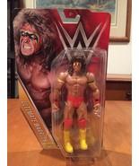 Ultimate Warrior 2015 WWE WWF Action Figure by Mattel NIB NIP Wrestling - $48.25