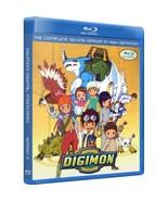Digimon Adventure Season 2 Complete Series Blu-Ray