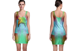 flatbush zombies BODYCON DRESS - $23.99+