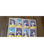 1990 Procards Boise Hawks Angels signed auto card lot of 8 P.J Forbes - $24.99