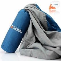 Volcano Mountain Sleeping Bag Liner – Camping Travel Sheets Ultralite - $15.00