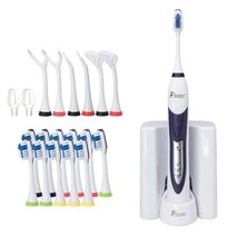 PURSONIC S520WH Ultra High Powered Sonic Electric Toothbrush with Dock Charger   - $59.68