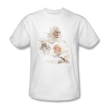 Lord Of The Rings Gandalf Wizard Fellowship of the Ring graphic T-shirt LOR3007 image 2