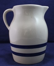 Pitcher 2 Qt Robinson Ransbottom Pottery Made in the USA - $25.99