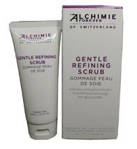 Alchimie Forever of Switzerland, Gentle Refining Scrub 3.3 fl oz / 100ML... - $19.79