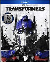 Transformers 10 Year Anniversary [Blu-ray]  New