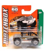 Matchbox Diecast Car MBX Explorers Jeep Willys Concept 60th Anniversary ... - $7.79