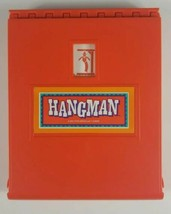 HANGMAN Board Game Replacement RED Game Tray Part 1988 - $4.99