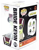 Funko Pop! Movies Minions Bride Kevin #970 Halloween Costume Vinyl Figure image 3