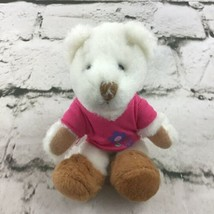 "Vintage 1999 Ganz King Teddy Bear Jointed Plush 4.75"" Stuffed Animal Toy - $9.89"