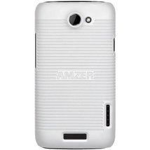 Amzer Snap On Case for HTC One X/ HTC One X Plus - White - $9.85