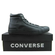 Converse Chuck Taylor All Star Boot PC HI Top Triple Black Size 10 Mens ... - $79.15