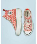 NIB*Womens*Converse Run Star Hike*Summer Spirit Poppy*6-10*Sneaker - $170.00
