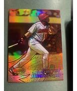 2002 Garrett Anderson Anaheim Angels RARE BOWMANS BEST RED nrmt 194/200 - $7.99