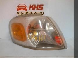 MAZDA MPV PASSENGER CORNER/PARK LIGHT PARK LAMP-TURN SIGNAL FENDER 272054 - $37.62
