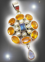 Haunted Necklace Ascend To The Heavens Illuminated World Master Magick 7 Scholar - $337.77