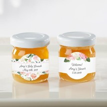 Personalized Honey Jar - Baby Brunch (2 Sets of 12)  - $94.99