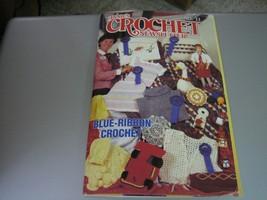 Annie's Crochet Newsletter Booklet #11 - Blue Ribbon Crochet - Sept/Oct ... - $6.92