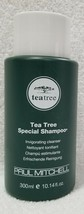 Paul Mitchell Tea Tree SPECIAL SHAMPOO Invigorating Cleanser 10.14 oz/30... - $11.88