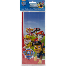 "Treat Bags 4""X9.5"" 16/Pkg-Paw Patrol - $6.52"