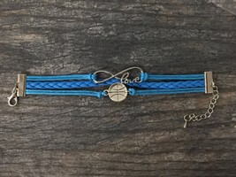 Basketball Bracelet, Basketball Jewelry, Basketball Gift - $9.99