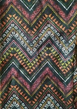 "Women's Infinity Scarf 34"" Circle Loop Aztec Tribal Stripes Striped Ligh... - $13.96"
