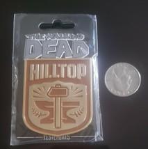 Yesterdays Skybound Image Comics  The Walking Dead HILLTOP JUMBO PIN - $14.00