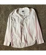 Patagonia Organic Cotton Men's Snap Button Shirt Size Large - $19.79