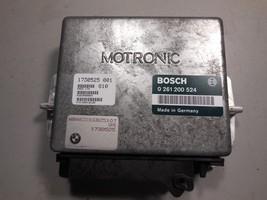 Genuine Oem Bmw 89 90 525I Ecm Ecu Engine Computer 0261200524 Ships Today! - $83.07