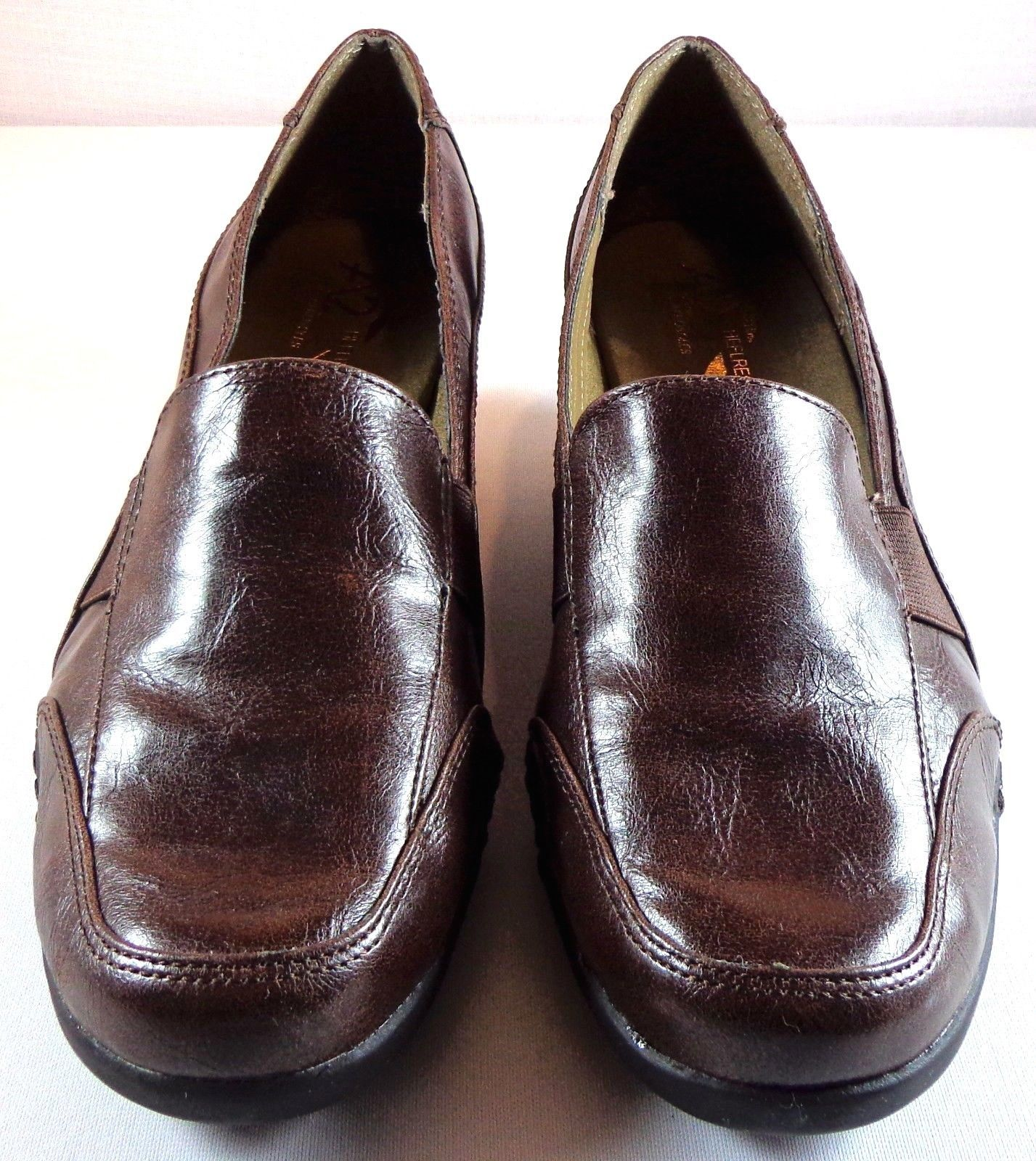 fccb42b1e9f Aerosoles A2 Shoes Womens Brown Wedge Heel and 23 similar items