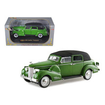 1938 Cadillac Series 90 V16 Fleetwood Green 1/32 Diecast Model Car by Si... - $26.05