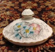 Vintage Aynsley PRIMULA Sugar Bowl Lid Only Bone China England  - $10.57