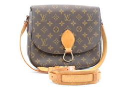 LOUIS VUITTON Monogram Saint Cloud GM Old Model Shoulder Bag 8081**No St... - $420.00