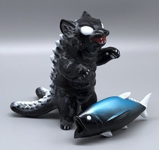 "Max Toy ""Death"" Negora w/ Fish and Tank image 4"