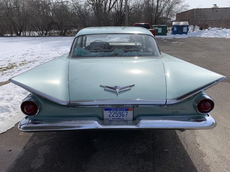 1959 Buick Le Sabre Sedan Sale In Ann arbor, Michigan 48103