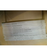 Metropolitan Seminars in Art 1958 12 volumes - $40.00