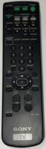 Awesome Sony RM-Y165 Oem Tv Remote Control For RM-Y167 RM-Y168 RM-Y169 RM-Y171 - $9.80