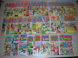 Archie: Laugh Comics: 163 (1964) – 352 (1980) ~ 46 books ~ Lot C13-154D - $47.52
