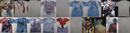 Superman Sublimation Dc Comics T-shirt - $18.00+