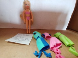 Polly Pocket Suitcase Surprise Polly (Doll & Accessories) - $8.00
