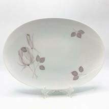 "Vintage Johann Haviland Rose Platter Bavaria Germany 13"" - $15.83"