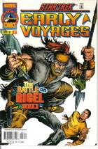Star Trek Early Voyages Comic Book #3 Marvel Comics 1997 VFN/NEAR MINT U... - $3.50
