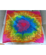 Girl Scout Little Brownie Bakers The Dyed Bandana C-HE LE  - $12.00