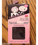 Sweater Shaver Brick NEW remove pills de fuzz sheets Earth Friendly Fabr... - $3.95