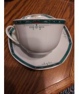 Limoges Porcelaine de Lologne Coffee and Saucer set  - $25.00